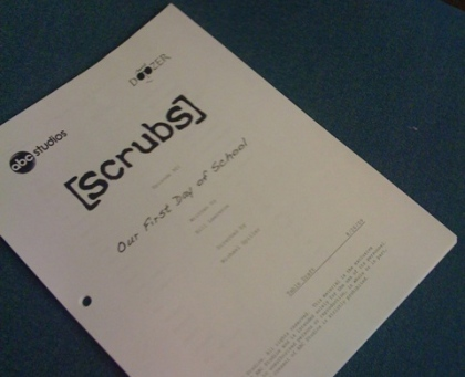 Scrubs_Script