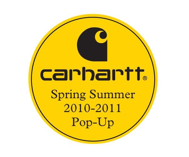 Carhartt Popup Store